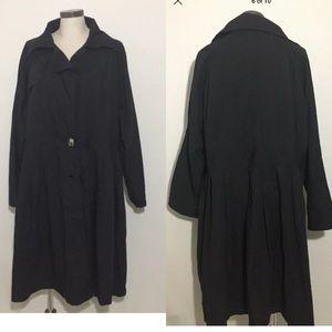 Paris blues size 3X black women tunic top NWT